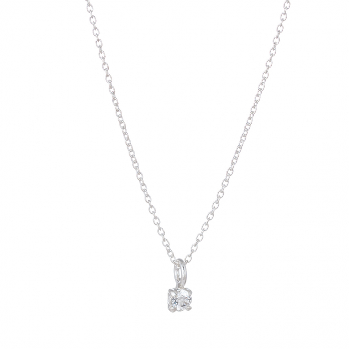 LANTISOR ARGINT 925 DIAMOND 1