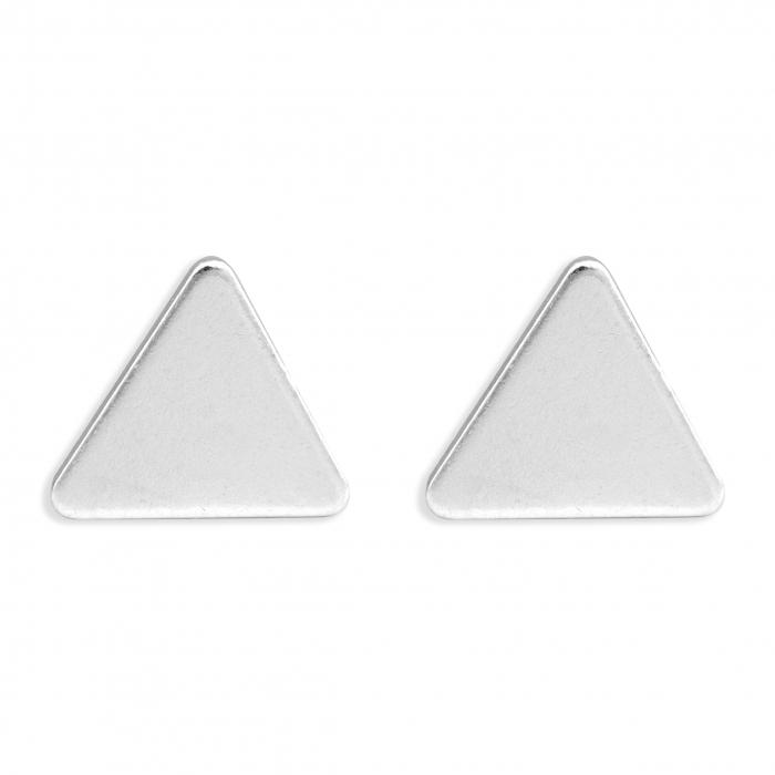 Cercei Argint 925 Triunghi 0