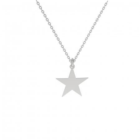 LANTISOR ARGINT 925 STAR LOVE - FOR HER [0]
