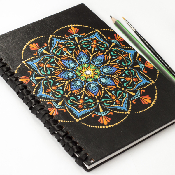 Agenda pictata manual Mandala [2]