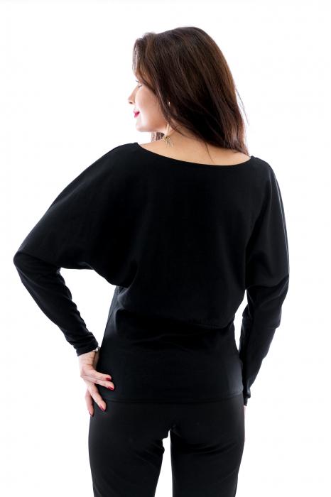 Bluza din bumbac elastic Eduarda [3]