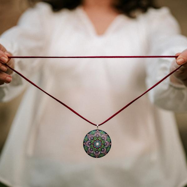 Pandantiv Mandala Freedom [5]