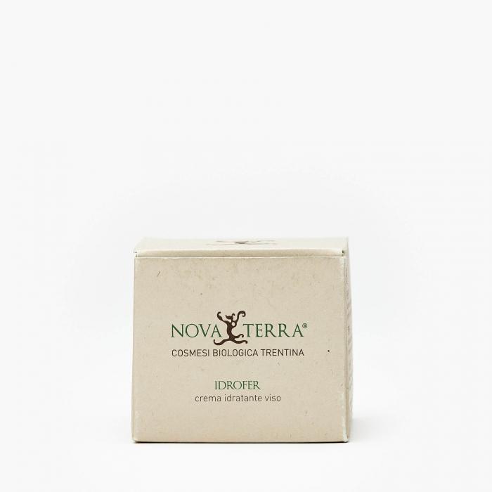IDROFER crema hidratanta pentru fata [4]