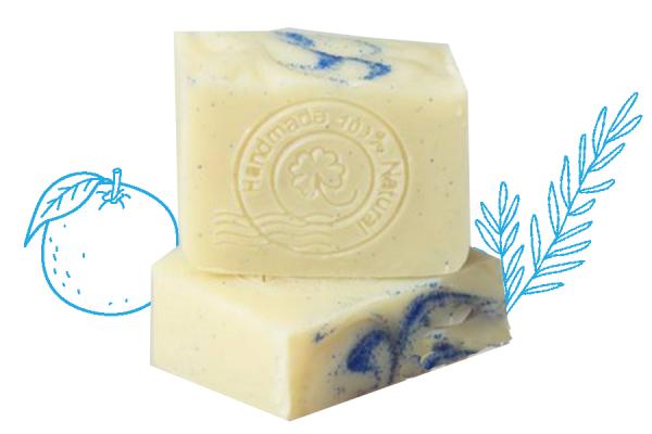Sapun natural Magic Blue [0]