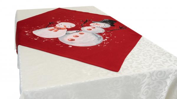 Centru de masa PERSONALIZABIL pictat manual Christmas [3]
