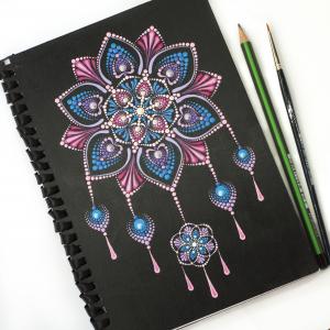 Agenda pictata manual Mandala [4]