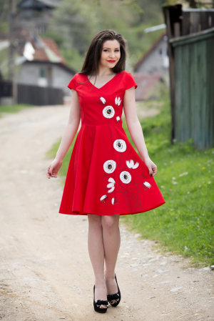 Rochie din bumbac Irina [0]