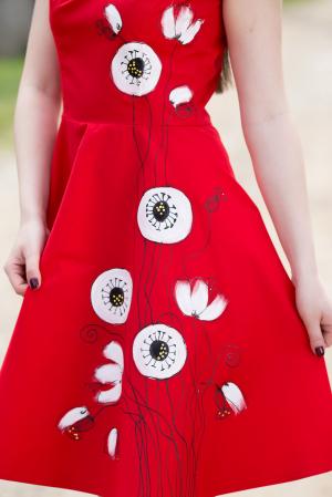 Rochie din bumbac Irina [1]