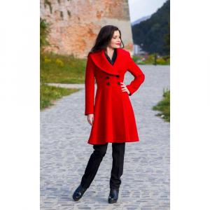 Palton de stofa Paula [2]