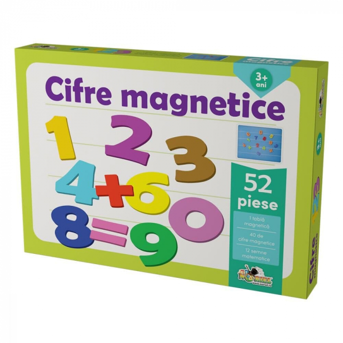 Cifre magnetice 1