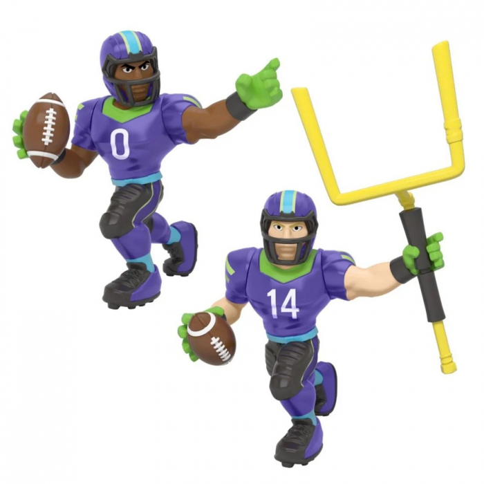 Set 2 figurine Fortnite 1