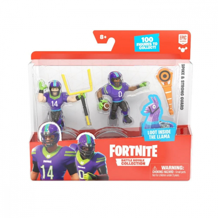 Set 2 figurine Fortnite 0