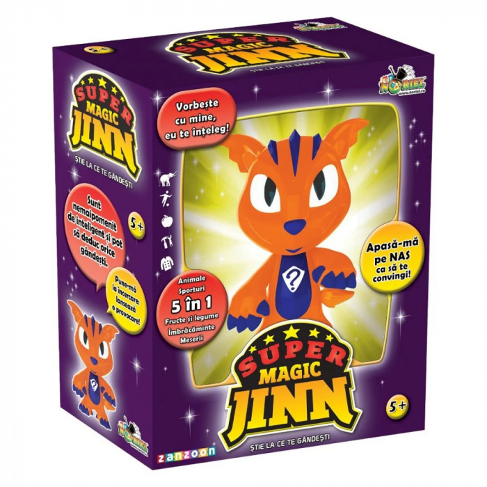 Super Magic Jinn 1
