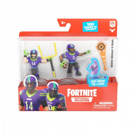 Set 2 figurine Fortnite0