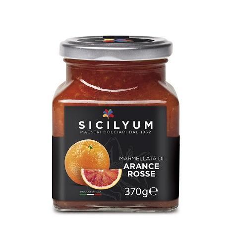 Gem de portocale rosii 370 g [0]