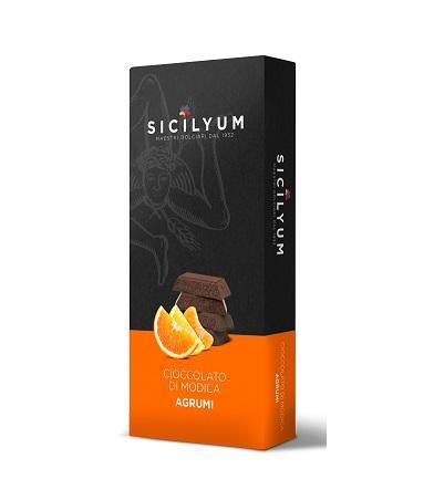 Ciocolata Modica cu citrice 75 g [0]