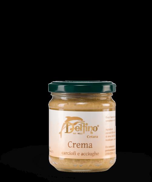 Crema de anghinare cu ansoa 212 ml [0]