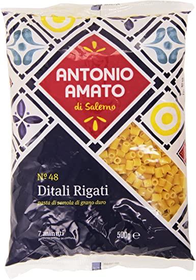 Paste Ditali Rigati N.48, 500 g [2]