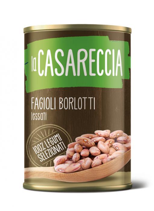 Fasole fiarta Borlotti 400 gr [0]