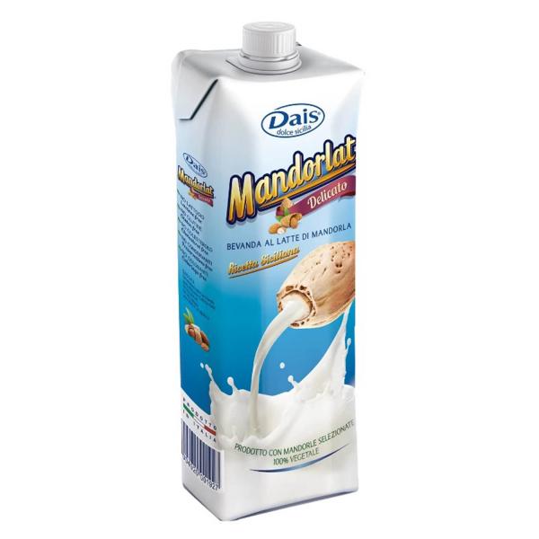 Lapte de migdale cu continut redus de grasime 1000 ml [0]