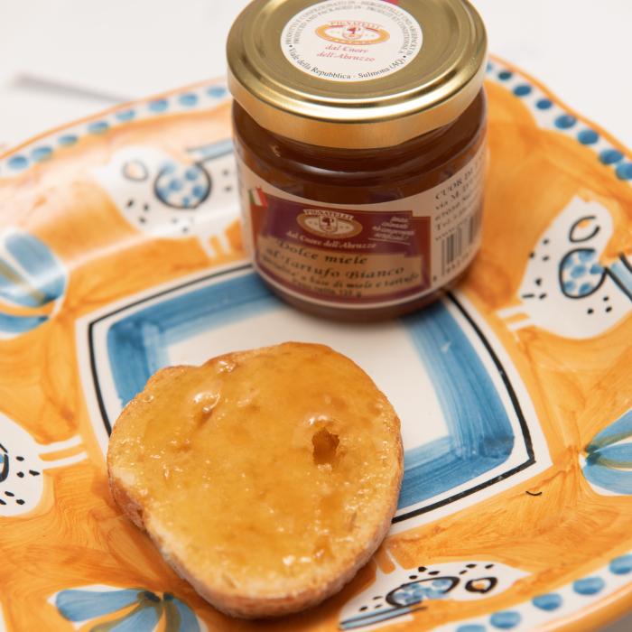 Miere dulce cu trufe albe 125 g [0]