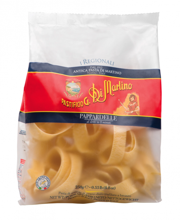 PASTE PAPPARDELLE,250 G [0]