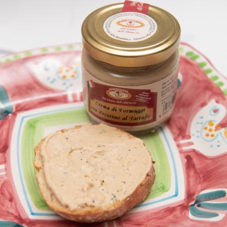 Crema de branzeturi cu pecorino si trufe [0]