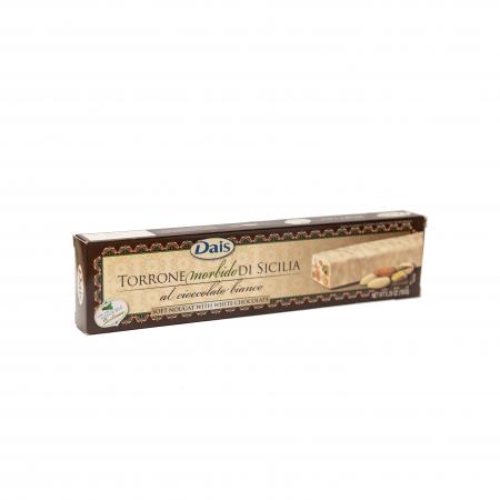 Torrone moale cu ciocolata alba 150 g [0]