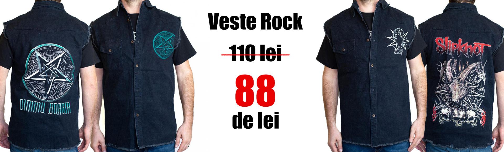Veste Rock
