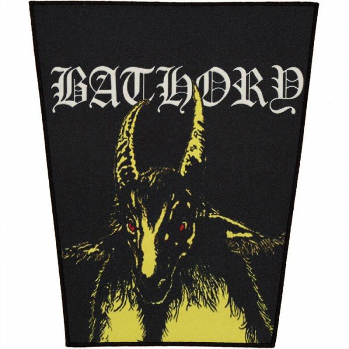 Back Patch Bathory - Bathory [0]
