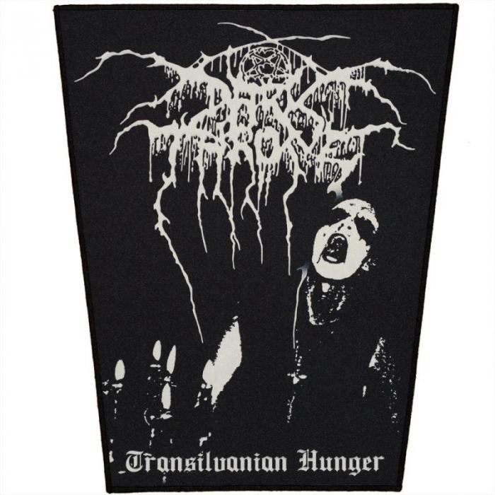 Back Patch Darkthrone -Transilvanian Hunger 0