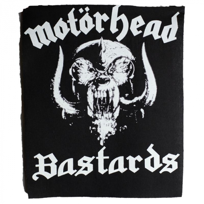Back Patch Motorhead - Bastards 0
