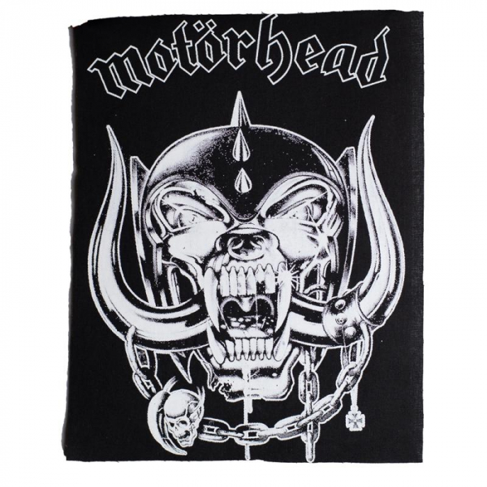 Back Patch Motorhead - England 2 0