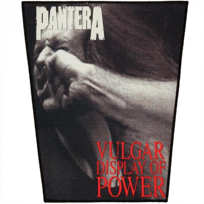 Back Patch Pantera - Vulgar Display Of Power [0]
