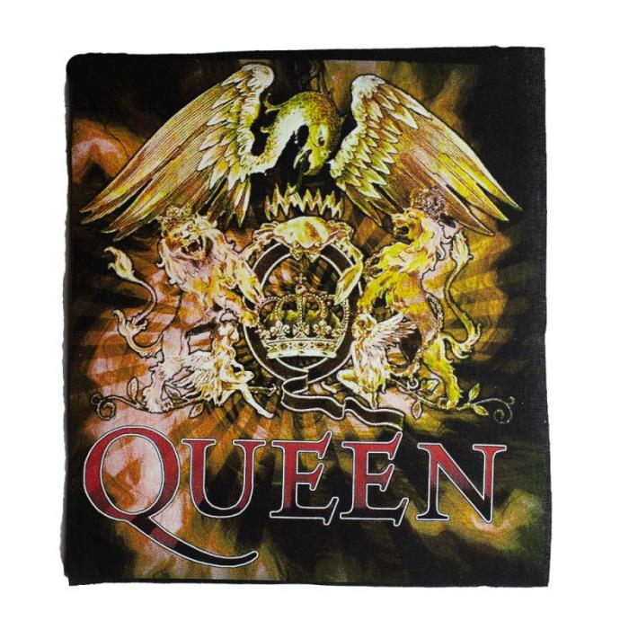 Back Patch Queen - Logo 0