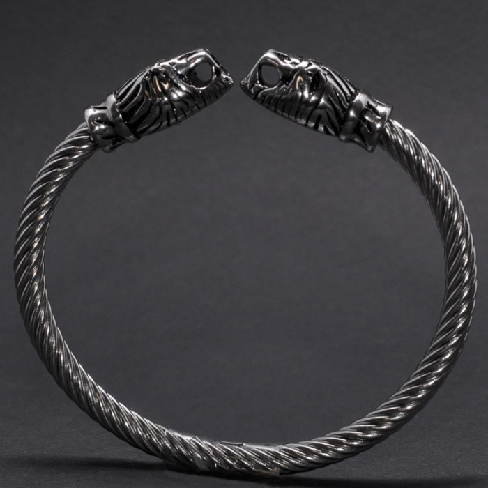 Bratara metalica - Snake 0