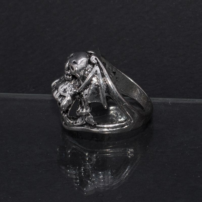 Inel Metalic - Alien [1]