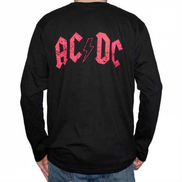 Long Sleeve AC DC - For Those About Rock -1981 [1]