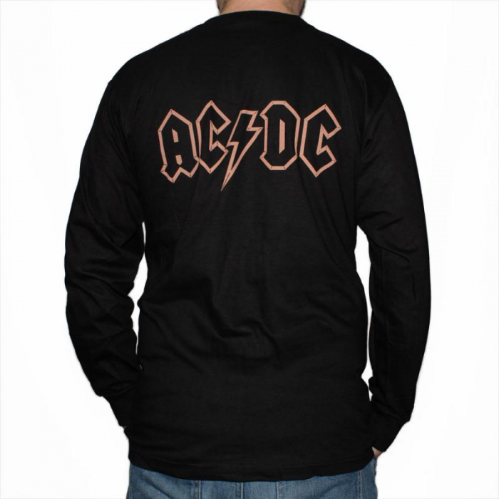 Long Sleeve AC DC - For those about to rock 1