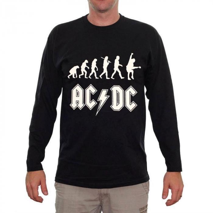 Long Sleeve AC DC - Rock Evolution 0