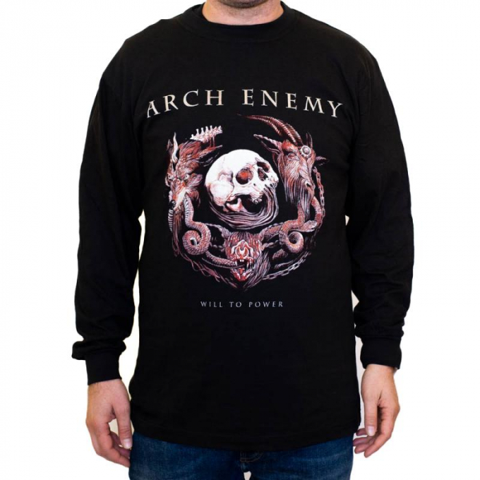 Long Sleeve Arch Enemy - Will to Power 0