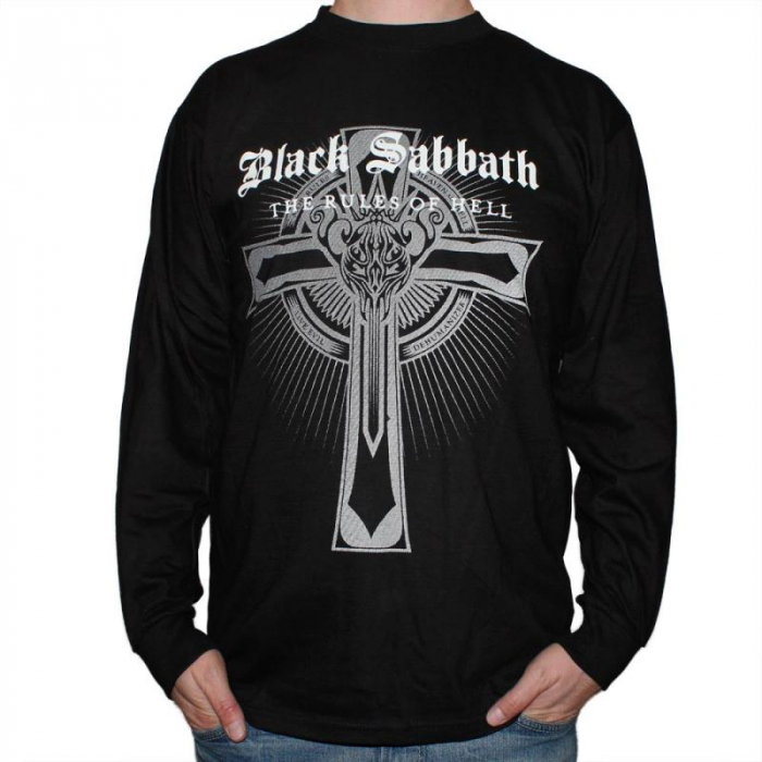 Long Sleeve Black Sabbath - The Rules of Hell 0