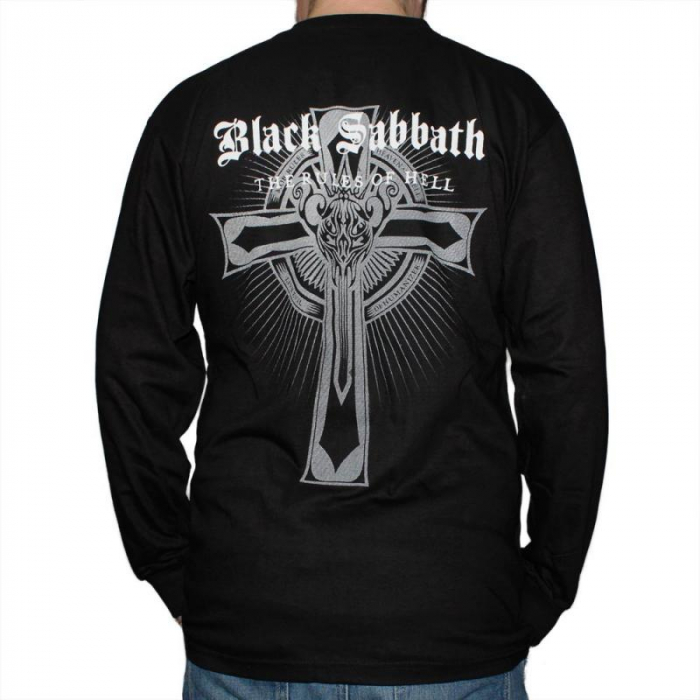 Long Sleeve Black Sabbath - The Rules of Hell 1