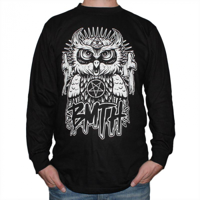 Long Sleeve Bring Me The Horizon - Owl 0