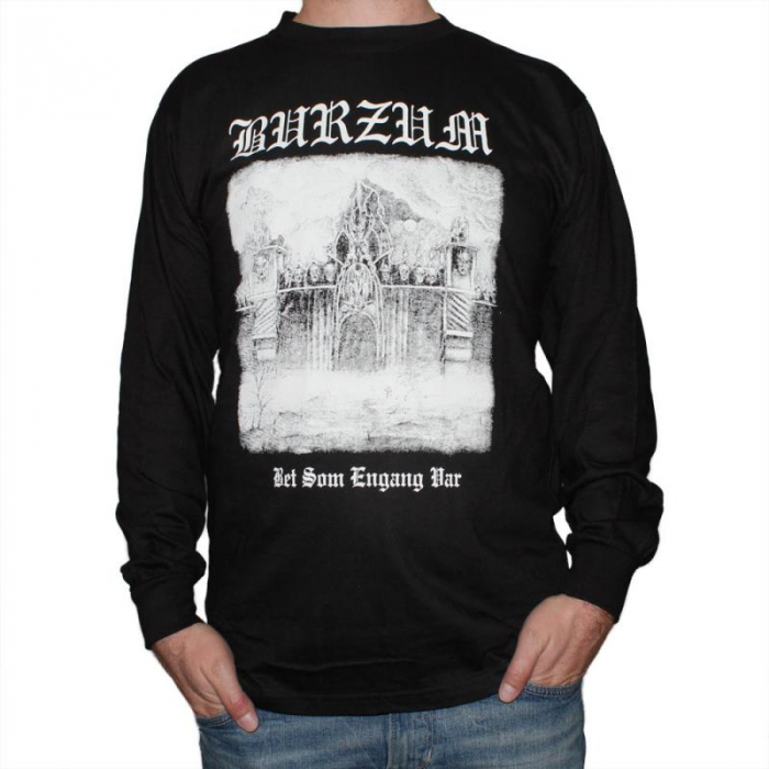 Long Sleeve Burzum - Det Som Enang Var 0