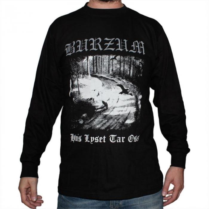 Long Sleeve Burzum - Hvis Lyset Tar Oss 0
