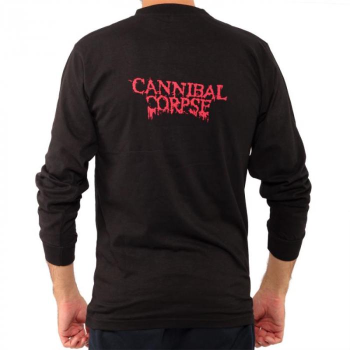 Long Sleeve Cannibal Corpse - 3rd Eye 1