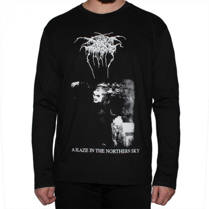 Long Sleeve Darkthrone - A Blaze In The Northern Sky 0