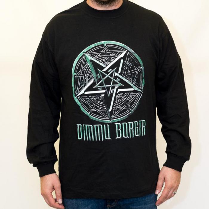 Long Sleeve Dimmu Borgir - Logo 0