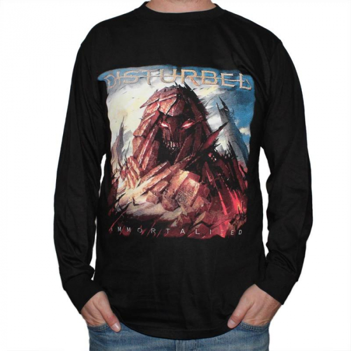 Long Sleeve Disturbed - Immortalized 0